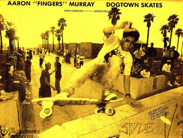 Aaron Murray VENICE Beach 1987_n640x485