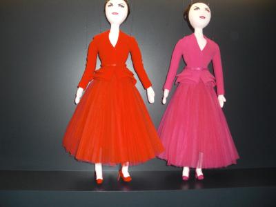 Dior クリスマスのお人形