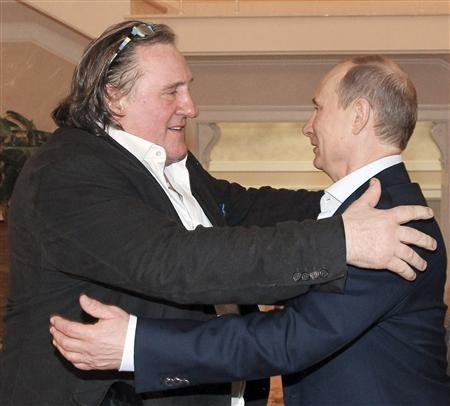 ドパルデュー/プーチン