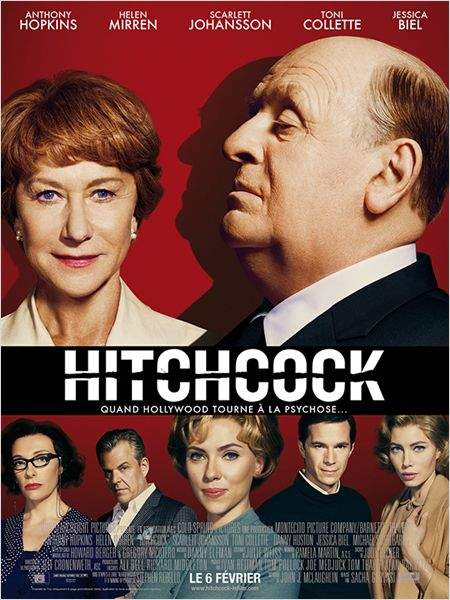 映画『ヒッチコック』