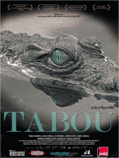 映画『Tabou』ポスター