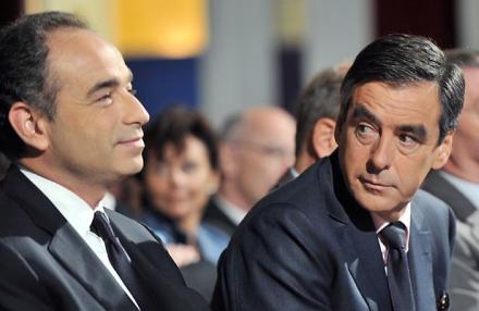 UMP総裁選挙、コペとフィヨン