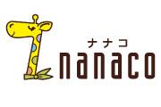 nanaco ロゴ