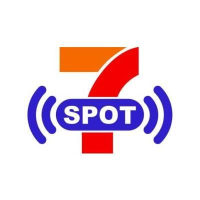 セブンスポット ロゴ