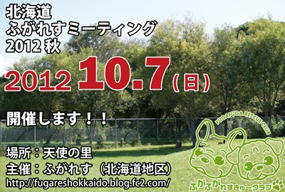 Rミーティング2012秋フライヤー