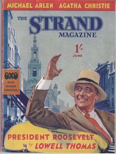 ストランド表紙