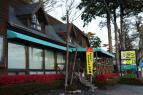 2012_11_10 ダイヤモンド富士 山中湖ラパンさん西