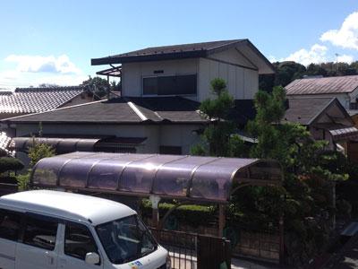 屋根点検無料 |京都・滋賀リフォームするならフジ・ホーム