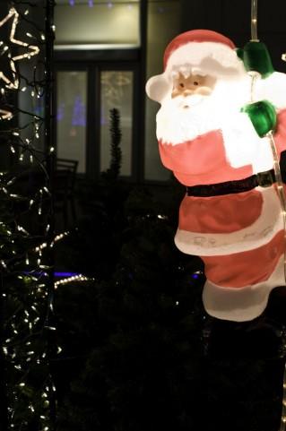 クリスマスのサンタさん  京都・滋賀リフォームするならフジ・ホーム