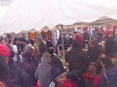 新春餅つき大会 |京都・滋賀リフォームするならフジ・ホーム