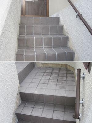 階段の施工事例 |京都・滋賀リフォームするならフジ・ホーム