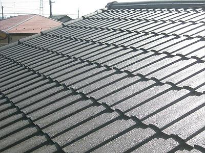 セメント瓦の葺き替え時期 |京都・滋賀リフォームするならフジ・ホーム