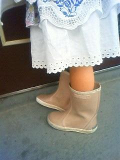 長靴|京都・滋賀でリフォームするならフジ・ホーム スタッフブログ
