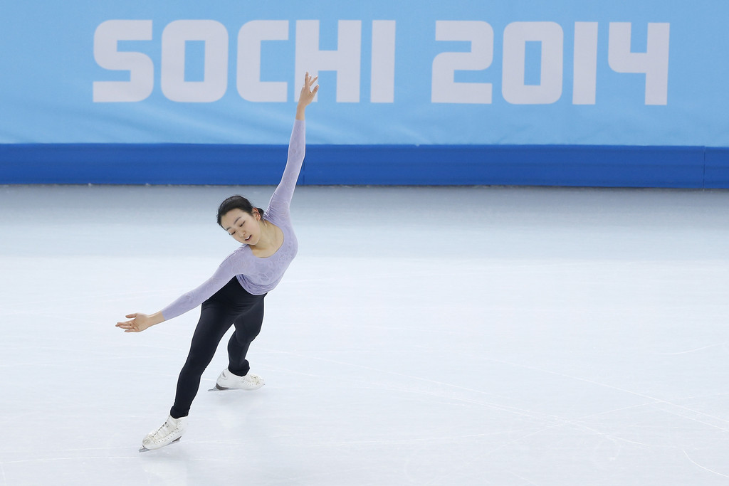 Mao+Asada+Previews+Winter+Olympics+Day+1+NH0x89TKjc3x.jpg