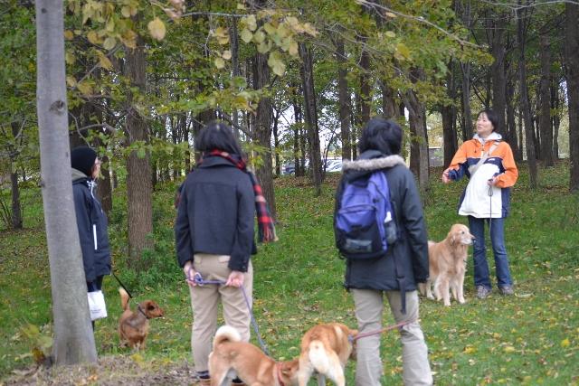 2012年10月28日お散歩会2