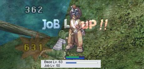 旧Irisアコライト、job50