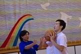 SON埼玉バスケ練習風景 ^^