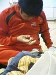 SON埼玉バスケ練習 ^^