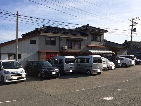 七郎駐車場