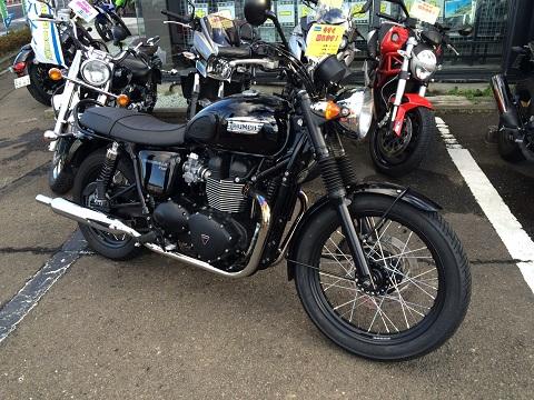 16バイク