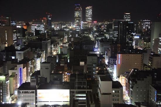 800px-名古屋市中心部夜景_