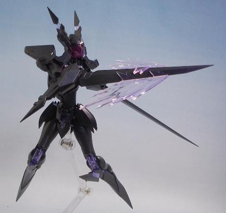 Figure-rise6ブラック・ロータス