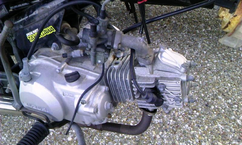 GSエンジン