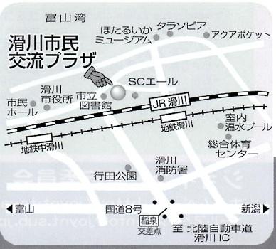 ジョイント地図