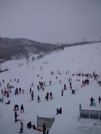 2013.02牛岳スキー場