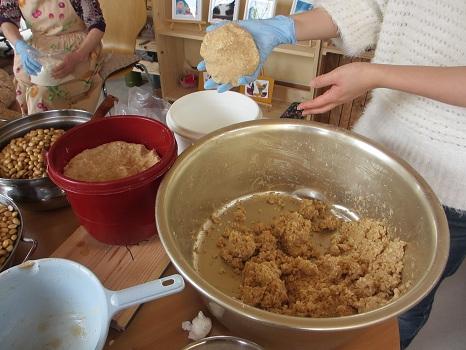 2013.03けしき味噌作り2