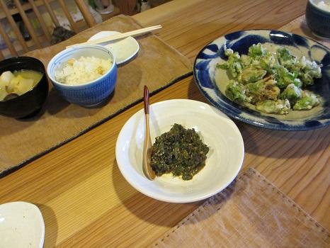 2013.03けしき味噌作り昼食