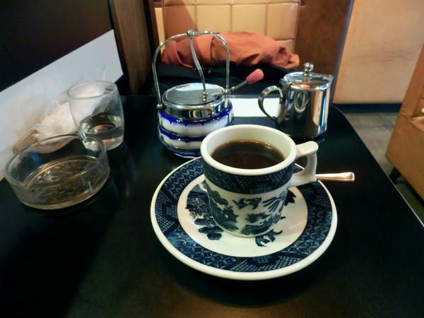 モナリザのコーヒー