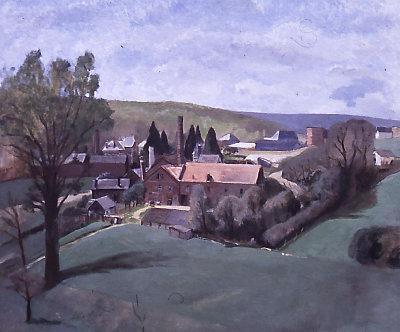 古い焼き物工場(2003)