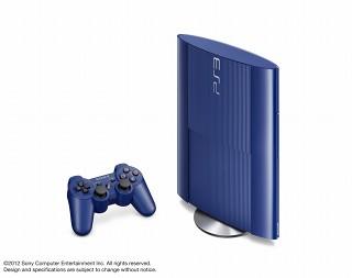 PS3 アズライト・ブルー