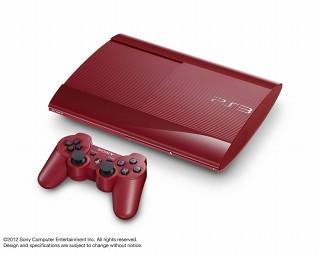 PS3 ガーネット・レッド