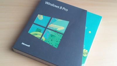 Windows8 Pro 発売記念優待版