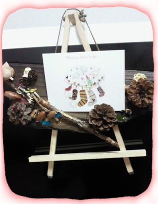 201212お嬢さんの作品とコラボ のコピー