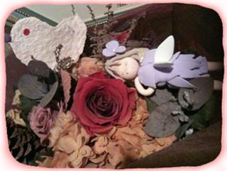 20130122-妖精さんと花と