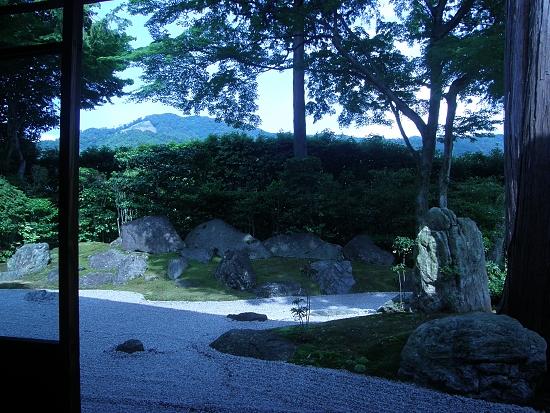 涅槃庭園1