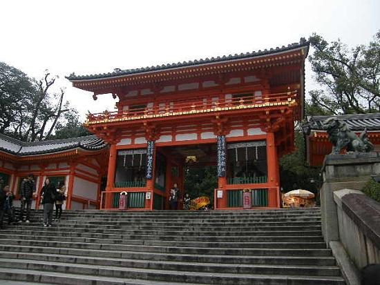 八坂神社 ブログ1