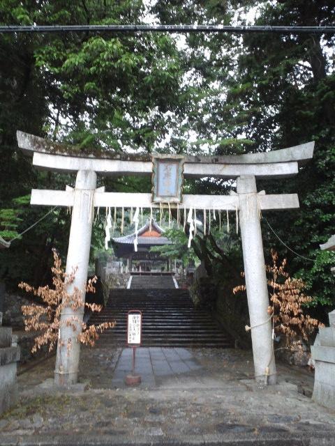 石座神社 鳥居