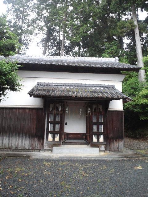 石座神社 神輿庫