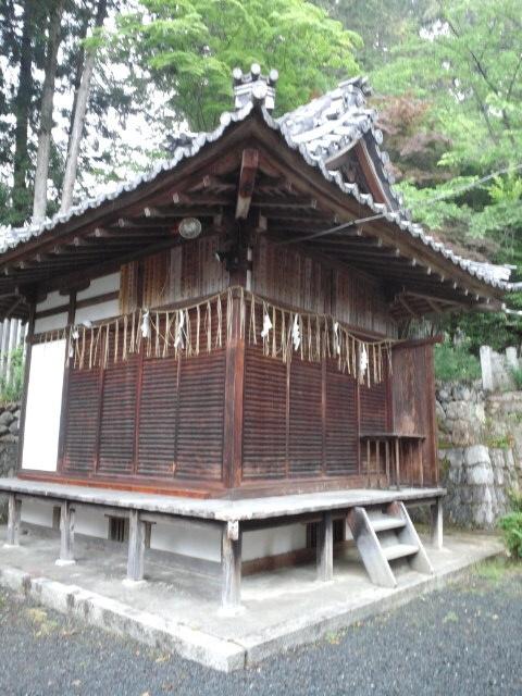 石座神社 神饌所
