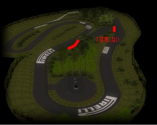 2012年7月ドリフト撮影会予定MAP 5