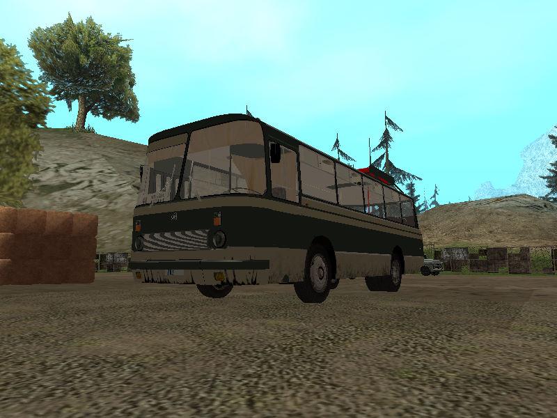 GTASA 夏のトラック・バス祭り 9