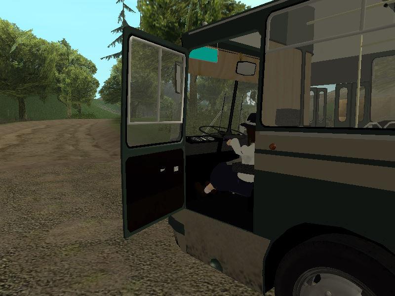 GTASA 夏のトラック・バス祭り 13
