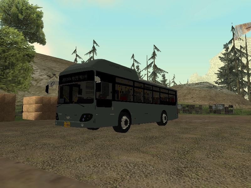 GTASA 夏のトラック・バス祭り 75