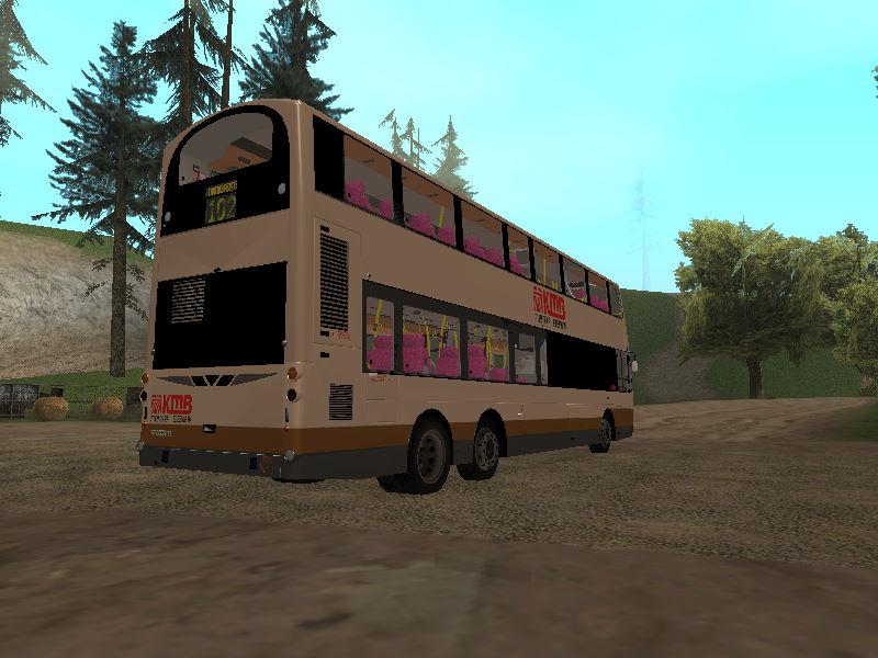 GTASA 夏のトラック・バス祭り 87