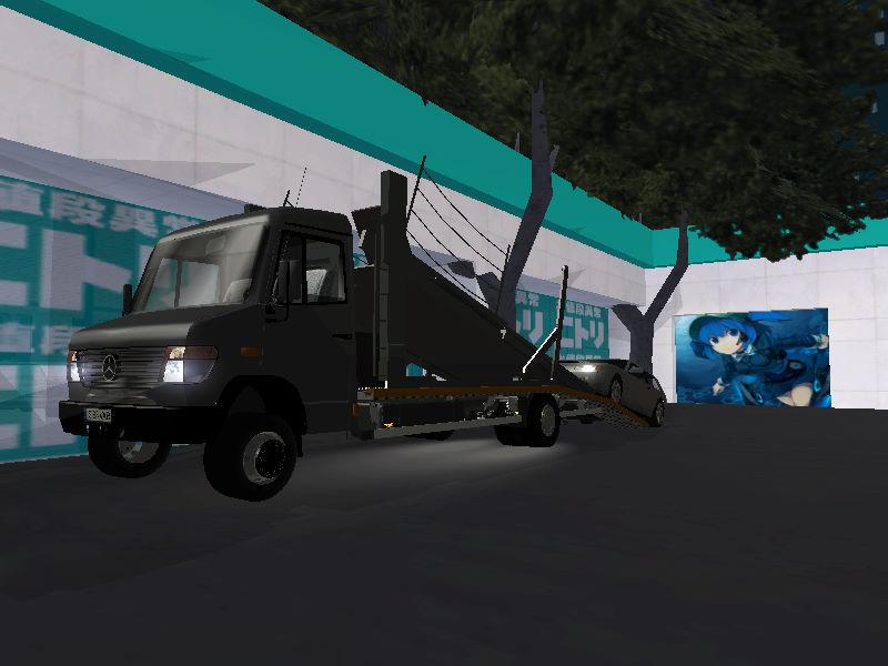GTASA 夏のトラック・バス祭り 123