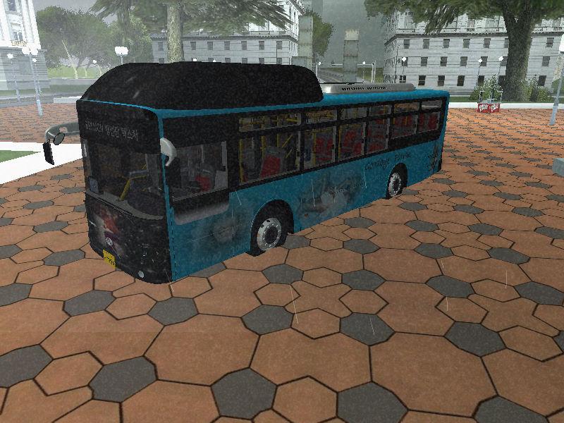 GTASA 夏のトラック・バス祭り 127